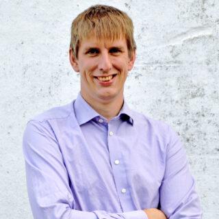 IT konsulent Matthias Høeg Fuglsang-Damgaard
