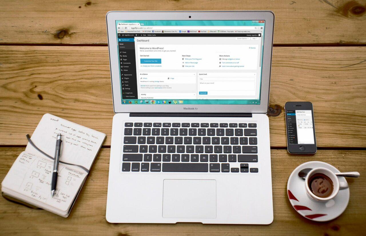 Wordpress CMS - MFD consulting