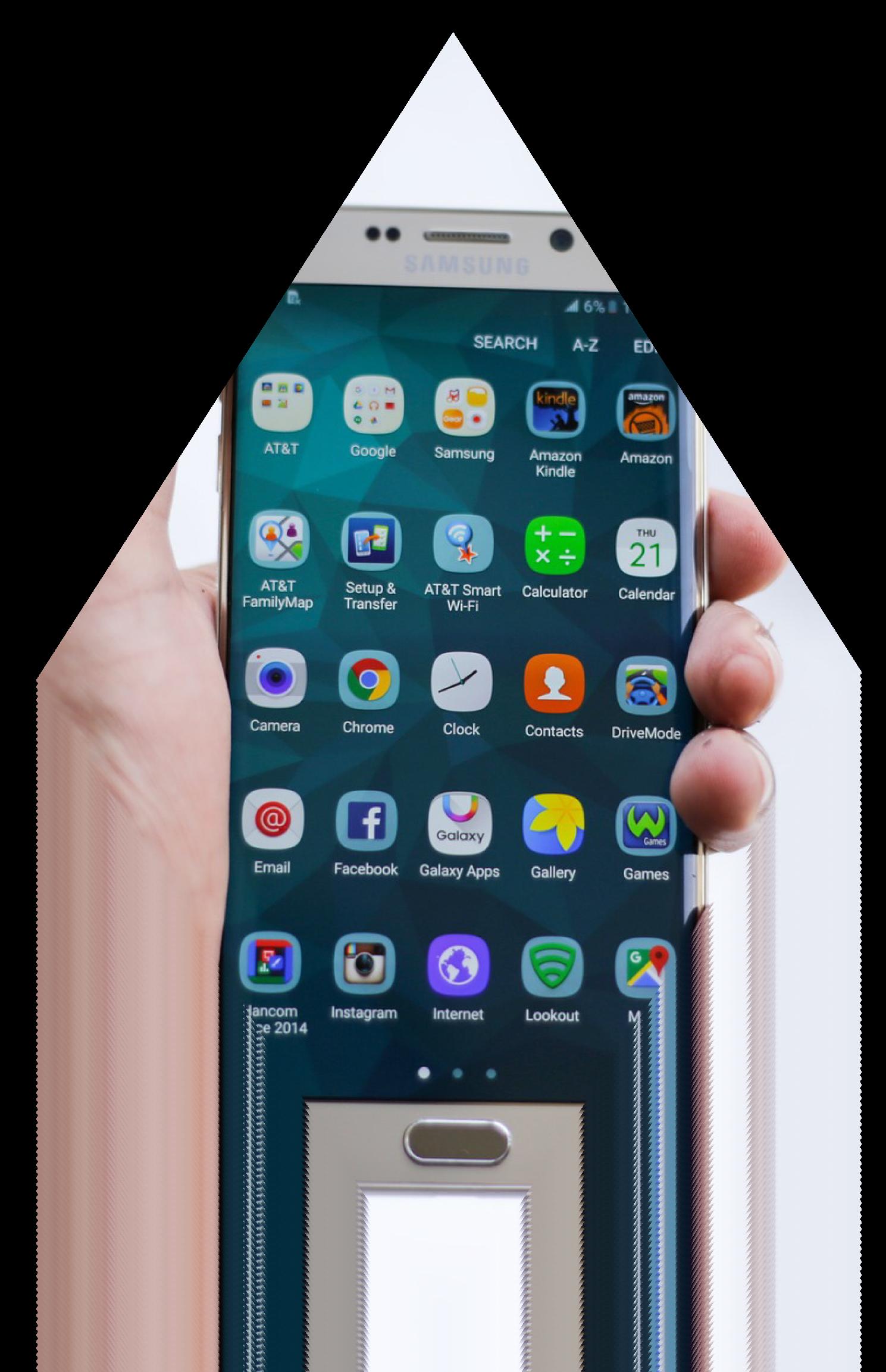 Apps til mobiler fra MFD consulting